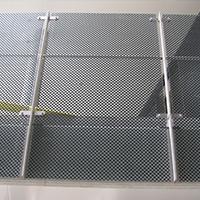 护栏装饰冲孔网
