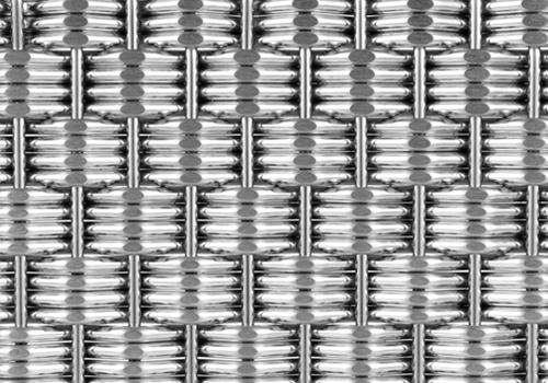 轧花电梯钢丝网