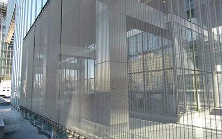 幕墙装饰网效果展示